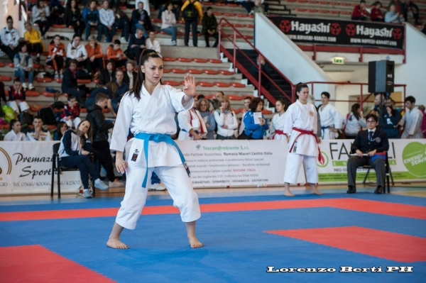 Kata Senior Male and female